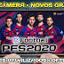 PES 2020 Offline com CÂMERA de PS4 e Faces REALISTAS
