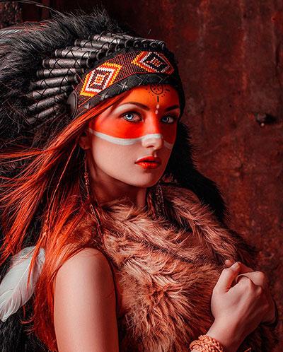 tribal village  girl wallpaper hd