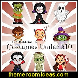 halloween costumes under ten dollars
