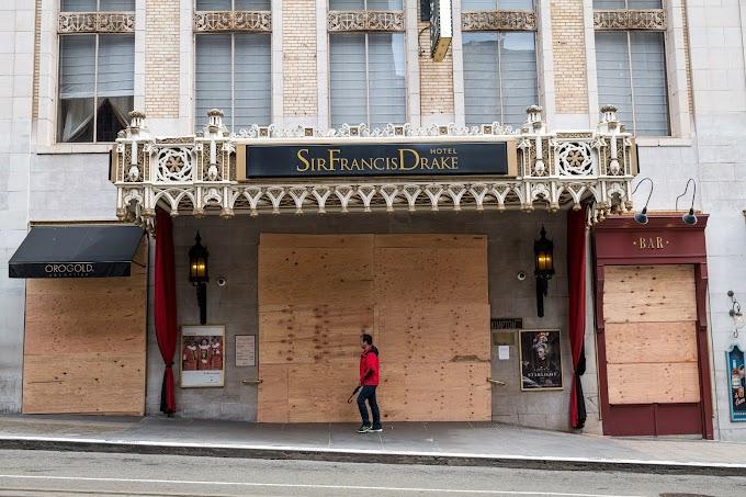 Los hoteles vacíos podrían ser la próxima gran apuesta para los fondos de cobertura