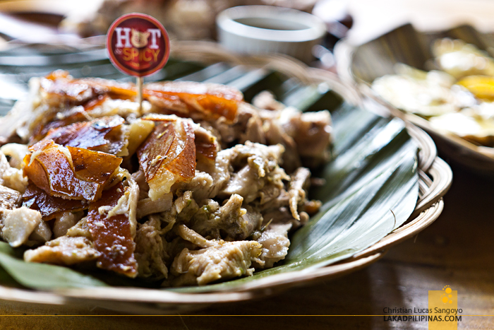 House of Lechon Cebu Spicy Lechon