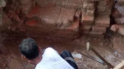 Struktur Bangunan Kuno Sambimaya Tahan Gempa