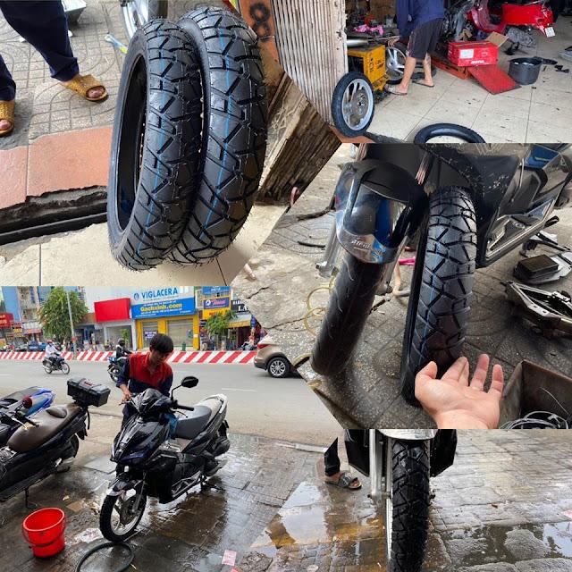 Vì sao phải kiểm tra bảo trì tổng thể xe máy.
