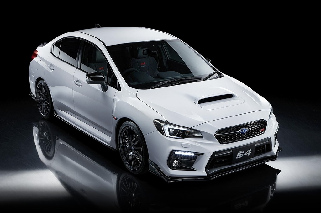 Subaru ra mắt WRX STI bản giới hạn 500 chiếc, giá 44.000 USD