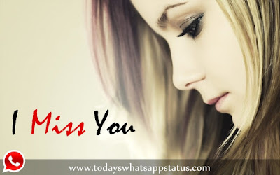 100 I Miss You Status for Whatsapp in Hindi: Miss You Quotes