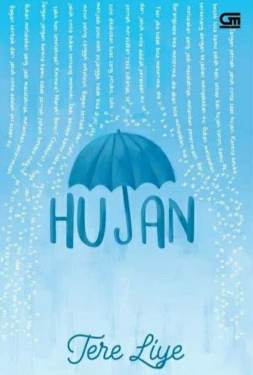 Rekomendasi Buku Tere Liye : Hujan