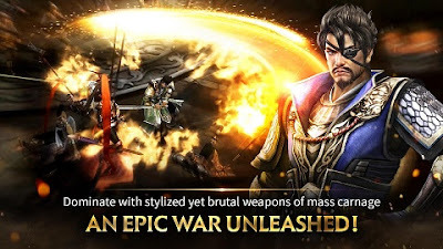 Dynasty Warriors: Unleashed MOD Unlimited Money v0.4.74.18 Apk Android Terbaru