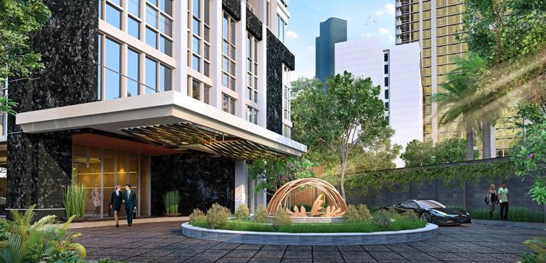 Apartemen Verde Kuningan Jakarta