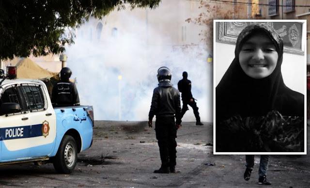 تونس - وفاة طفلة الـ 10 سنوات في معركة بين 800 منحرف في الزهراء : الوالي يكشف التفاصيل ...!