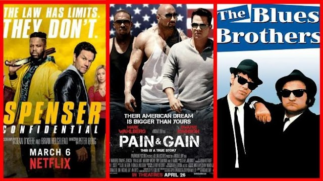 Best action comedy hollywood movie to watch in free time