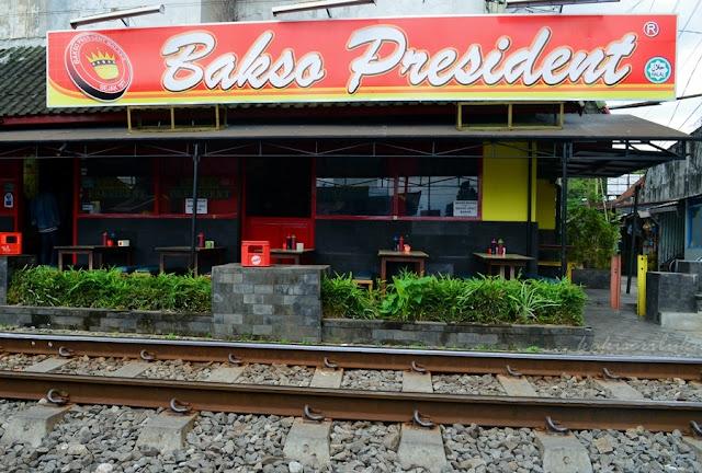 Bakso Presiden Malang