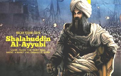 Shalahuddin Al Ayyubi #Part 2 : Lahirnya Sang Pahlawan