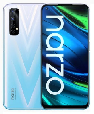 Realme Narzo 20 Pro Full Specifications