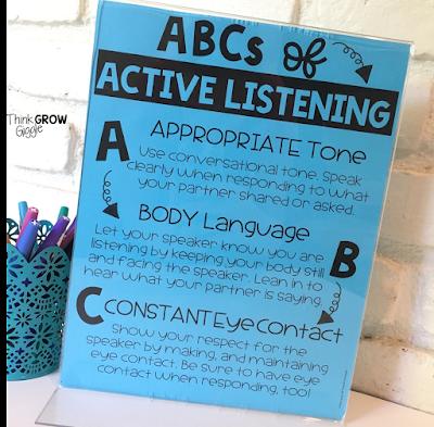 active listening strategies for kids