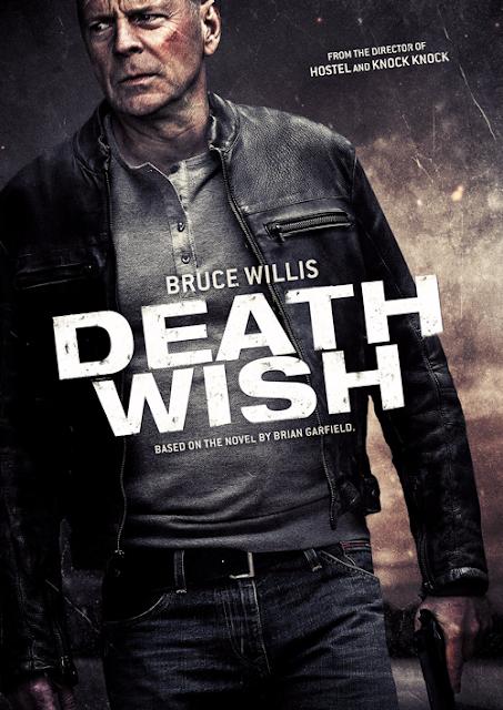 Death Wish (2018) ταινιες online seires xrysoi greek subs