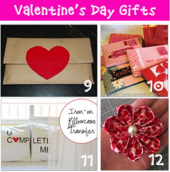 Homemade Valentine S Day Gifts Valentines Day Homemade Gifts