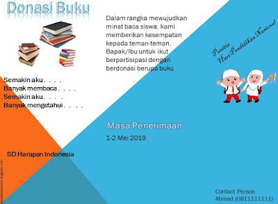 contoh brosur reklame halaman 127 kelas 6 tema 8