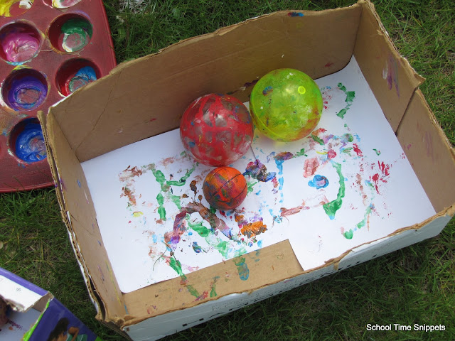 summer art for kids