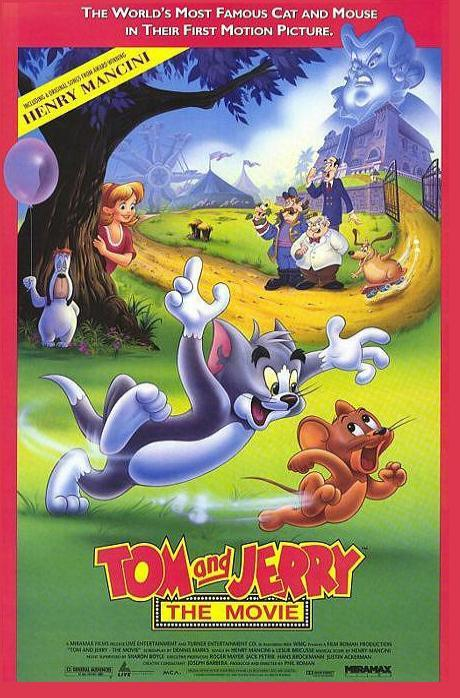 Download Tom and Jerry The Movie (20) Full Movie in Hindi Dual Audio BluRay 720p [1GB]