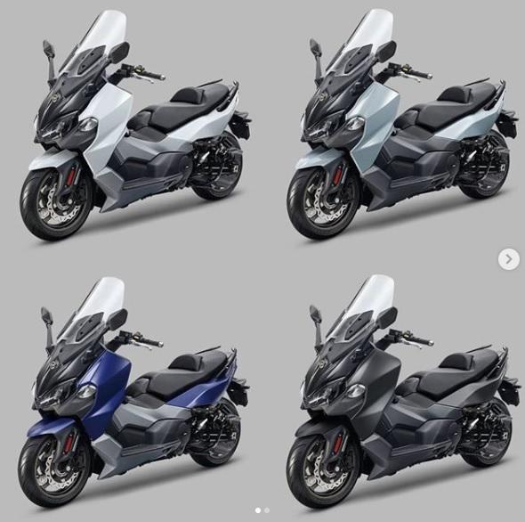 Motor Sym di Indonesia