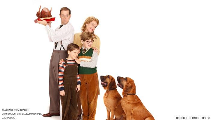 Christmas Story Bumpus Hounds Quote: JK's TheatreScene: November 2012