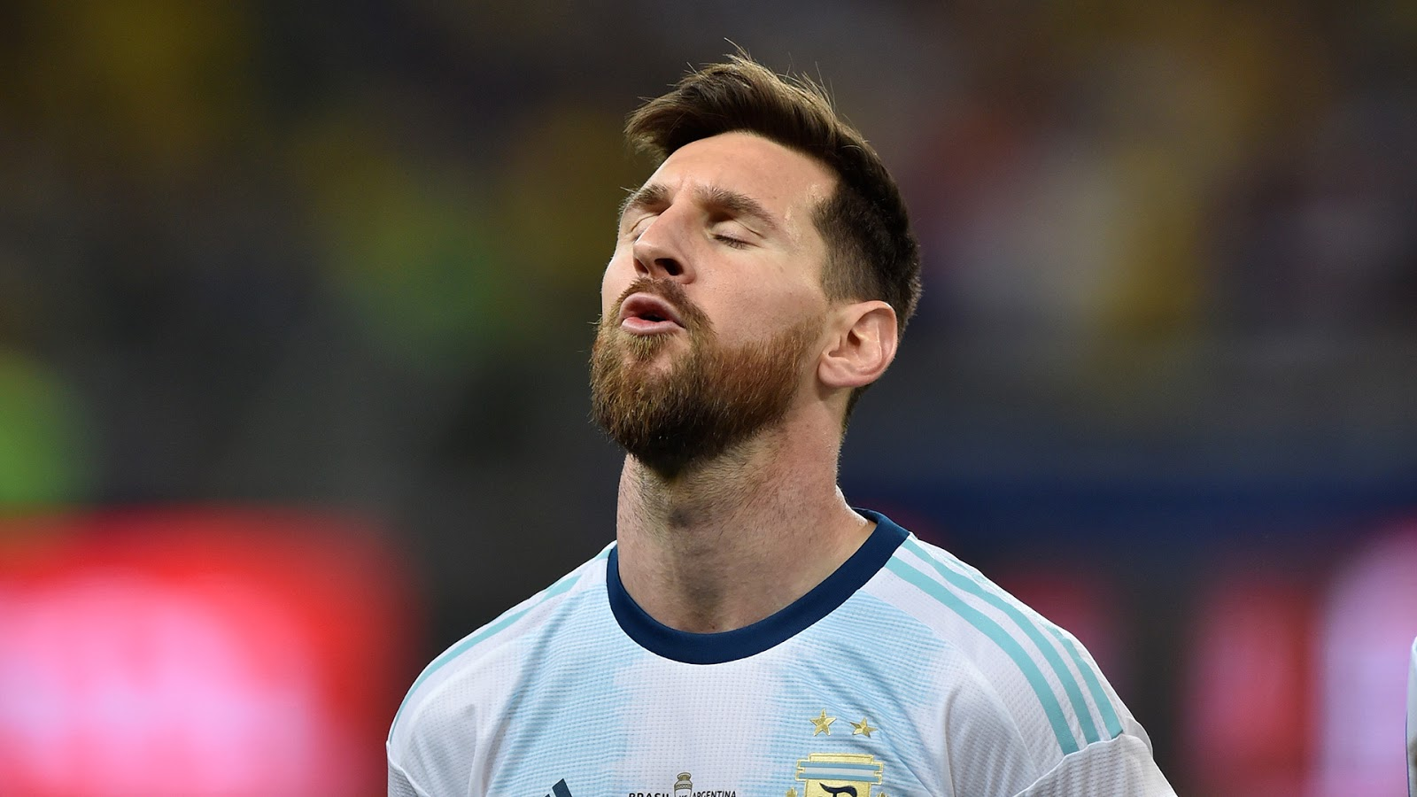 La bronca de Lionel Messi en la eliminación de Argentina