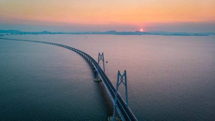 hongkong zhuhai macao bridge