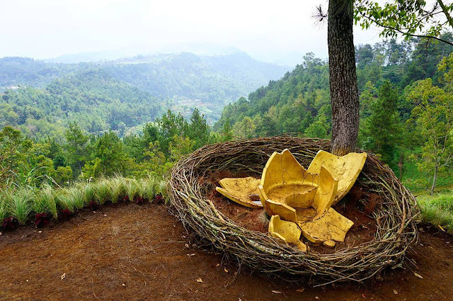 Taman Langit Gunung Banyak Batu Jawa Timur