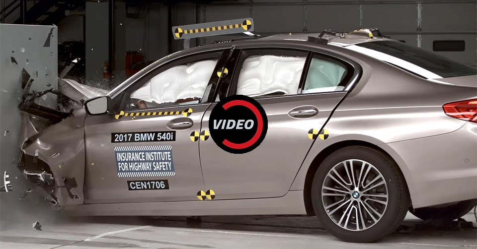 The New Bmw 5 Series Is One Of The Safest Cars Out There