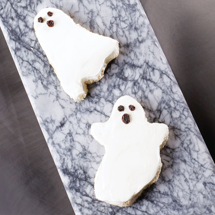 Ghost Toasts Recipe