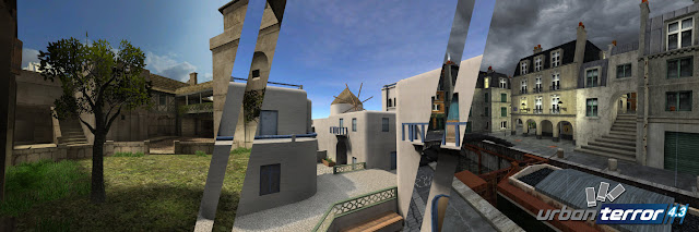 Game Online Urban Terror Public Server
