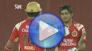 Manish Pandey 114* - RCB vs DC 56th Match IPL 2009 Highlights