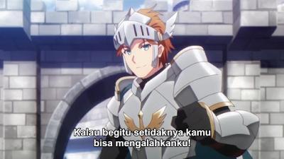 King's Raid: Ishi wo Tsugumono-tachi Episode 01 Subtitle Indonesia