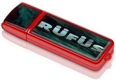 ����� ������ ��� �������� ��� ������� Rufus ���� �����