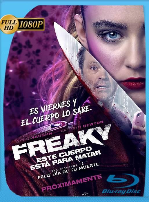Freaky: Este Cuerpo Está Para Matar (2020) BRRip [1080p] Latino [GoogleDrive] Ivan092