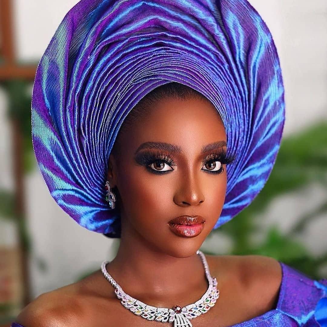 Amazing and beautiful bridal makeup