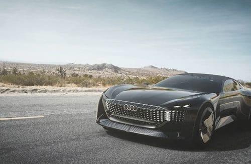 Skysphere: Audi's self-driving concept car