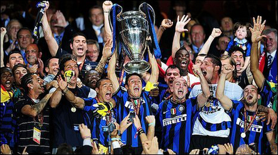 Champions League 2009/2010: Internazionale