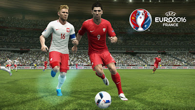 PES 2013 Poland Euro 2016 Kits by Vulcanzero