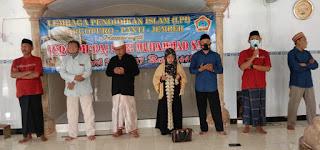 YIKT-LPI Argopuro Panti Jember Gelar Peringatan Isra' Mi'raj Nabi Muhammad SAW 1442 H.