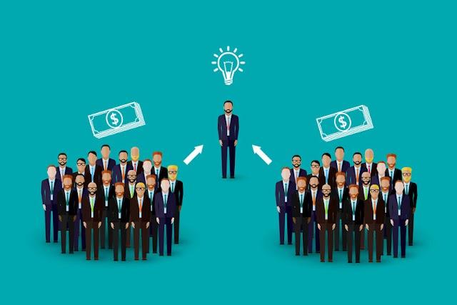 Criptomoedas revolucionarão o financiamento coletivo