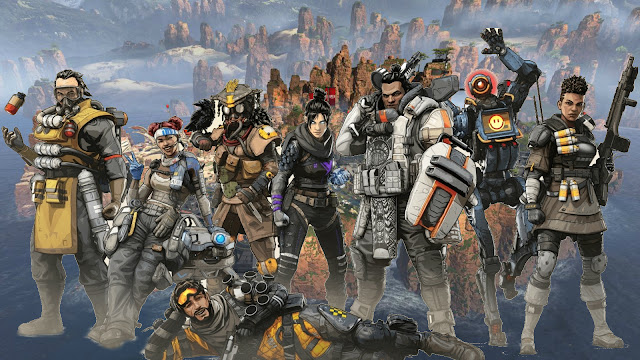 Daftar Karakter Apex Legends Beserta kemampuan Abilities Skillnya