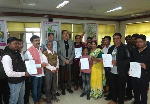 पाकिस्तान से भारत आये 21 हिन्दू परिवारों को मिली भारतीय नागरिकता ,