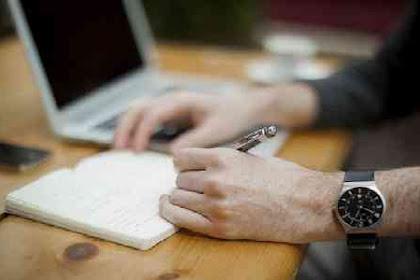 Kiat Menjadi Blogger Sukses Yang Patut Diaplikasikan