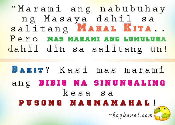 Love Quotes For Special Someone Tagalog: Pinoy Love Quotes, Tagalog Love Quotes And Cheesy Lines