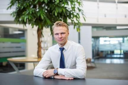 Kim Povlsen é o novo presidente da Universal Robots
