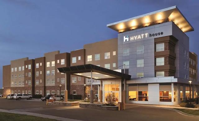 Hotel HYATT house Denver Airport Reviews