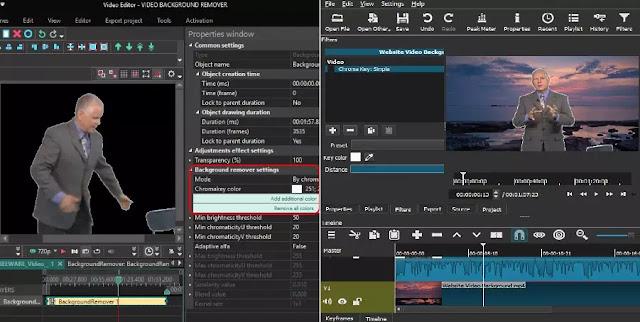 Software Untuk Menghapus Background Video Gratis Terbaik