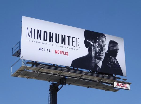 Mindhunter series premiere billboard