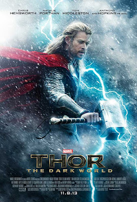 Poster Thor: The Dark World 2013 Dual Audio HD 1080p
